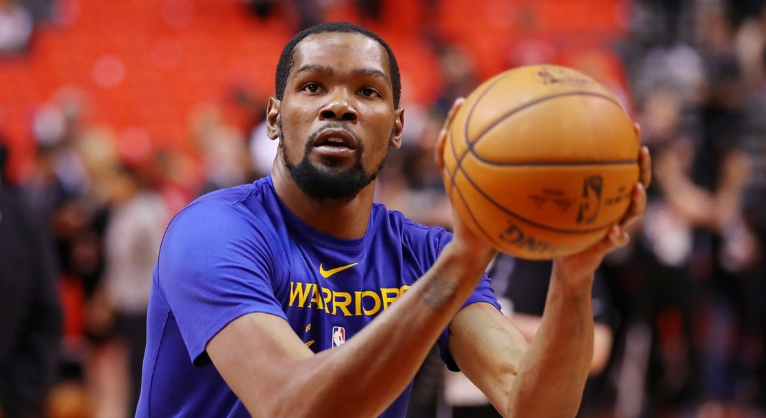 NBA Star Kevin Durant Is Officially Teaming Up with Canada's Biggest Weed Company