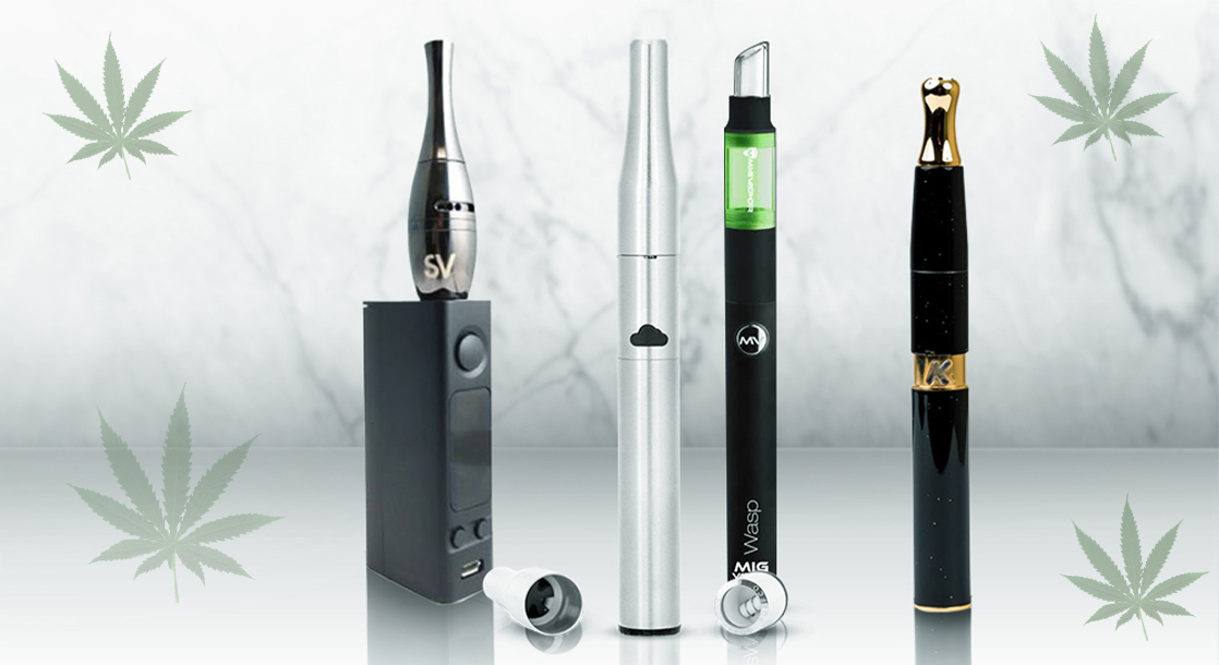 Weed 101: WTF Is a Dab Pen and How Do You Use One?