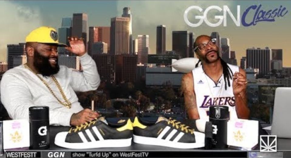 Snoop Dogg Asks Rick Ross 12 Questions | GGN Classic