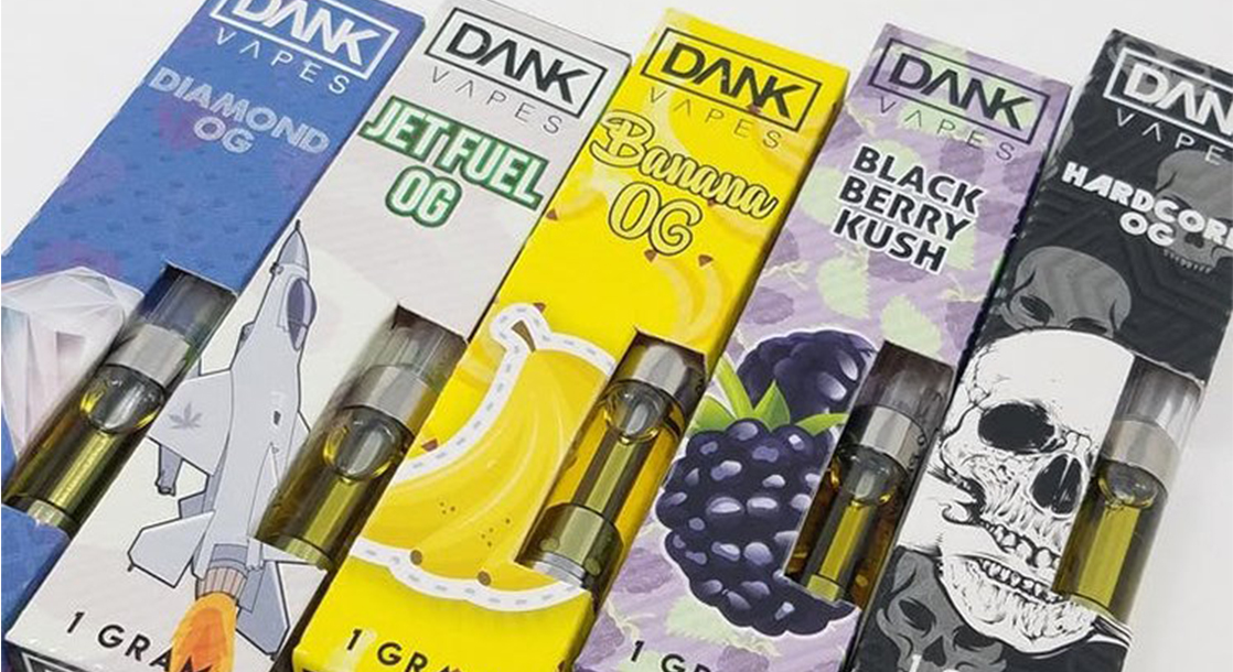 CDC Says Dank Vapes Were Used by Over 50% of Vape Illness Patients