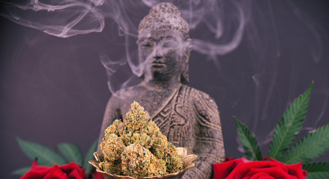 """""""Finding Your Higher Self"""" Is the Ultimate Guide to Using Weed for Mind-Body Bliss"""