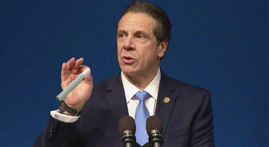 Governor Cuomo Promises (Again) That New York Will Legalize Weed in 2020