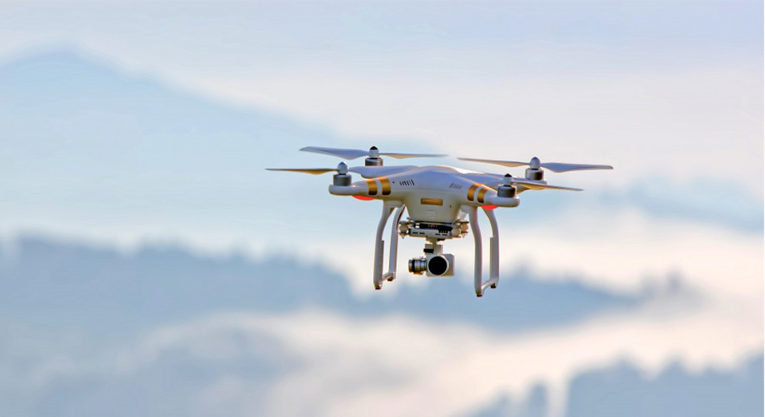 Weed Delivery Drones Are Coming to Seattle This Spring