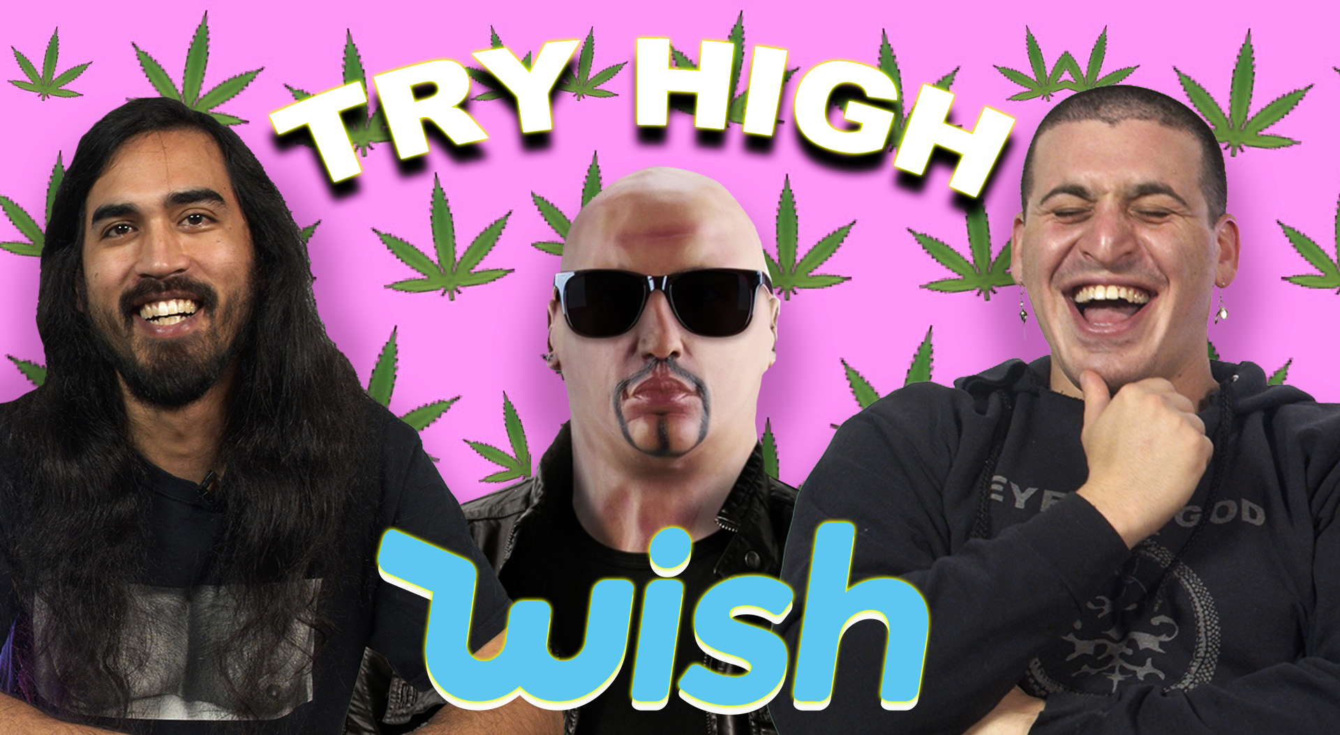 People Try Weird Wish Products High   TRY HIGH