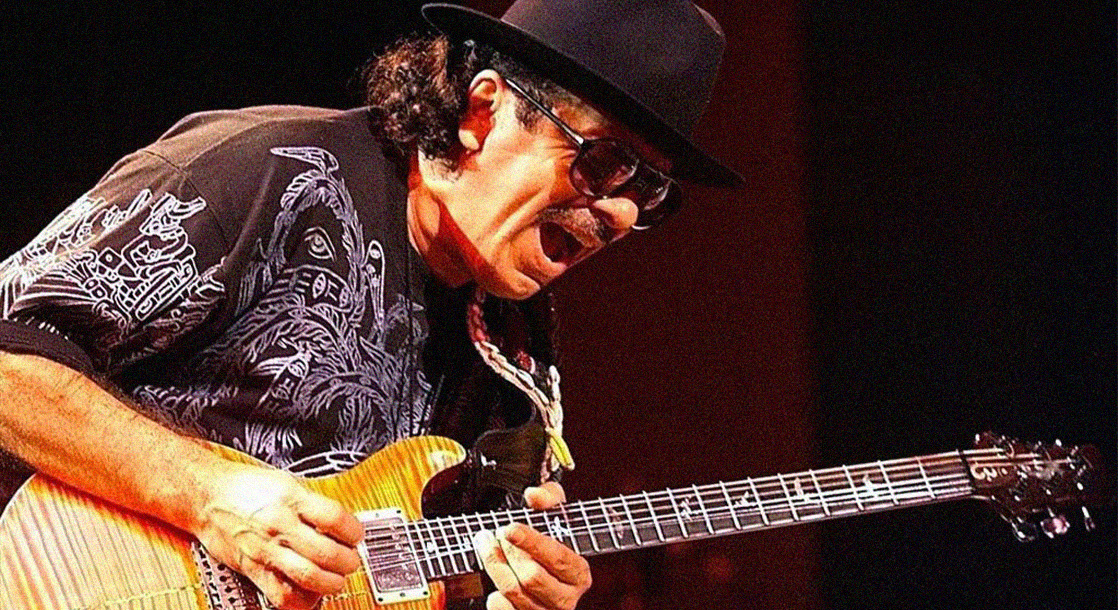 "Carlos Santana Is Launching a Pot Brand That Will Help Smokers ""Follow Their Light"""
