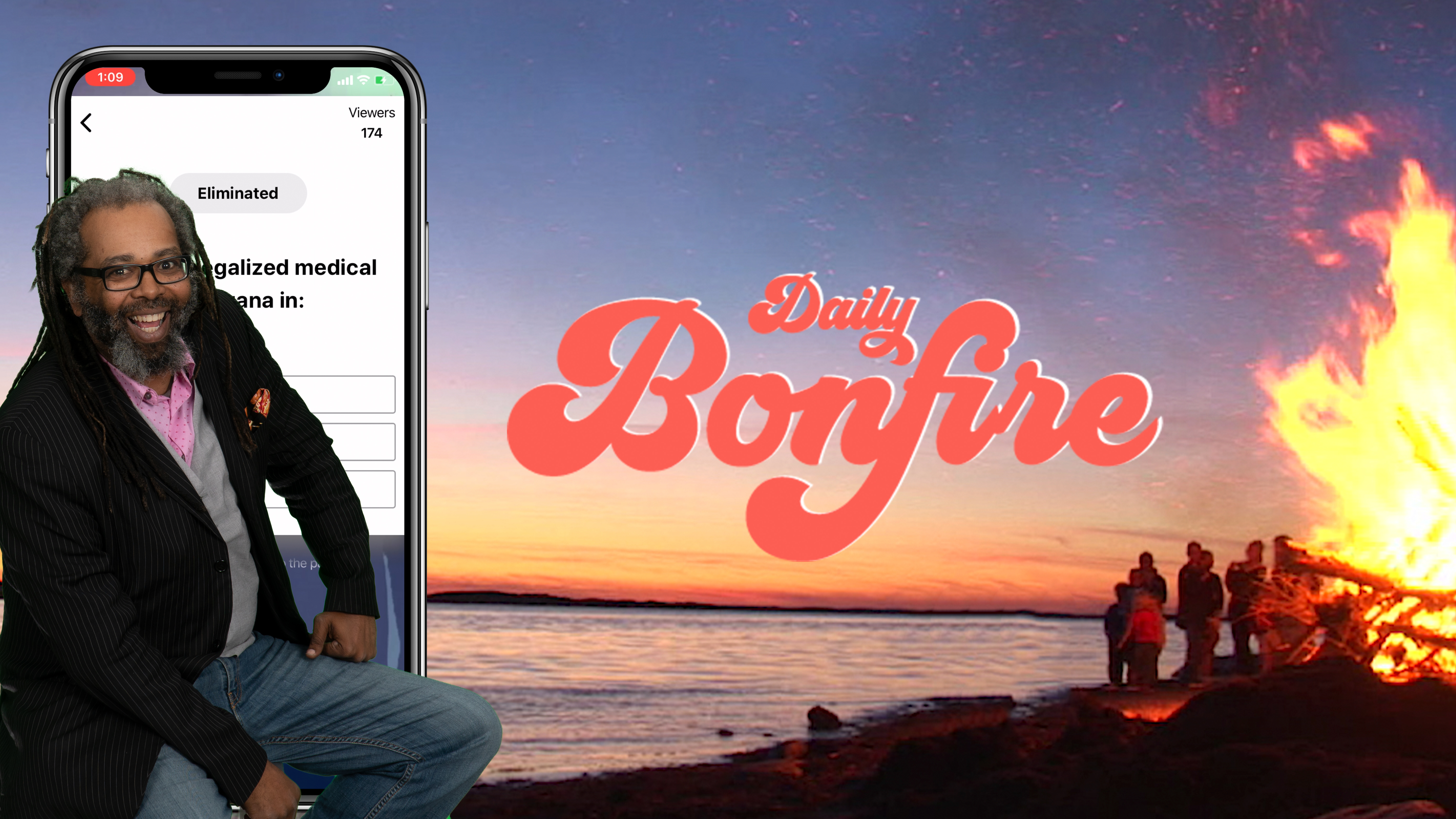 Think You Know Weed? Ngaio Bealum and Daily Bonfire Will Put Tokers to the Test