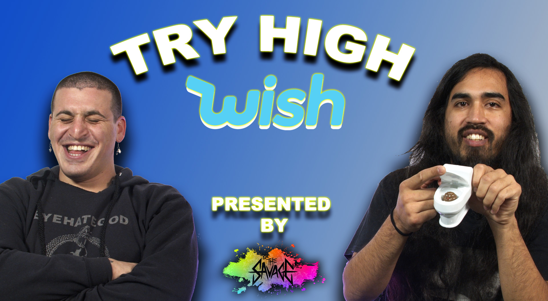 People Try Even MORE Wish Products High | TRY HIGH