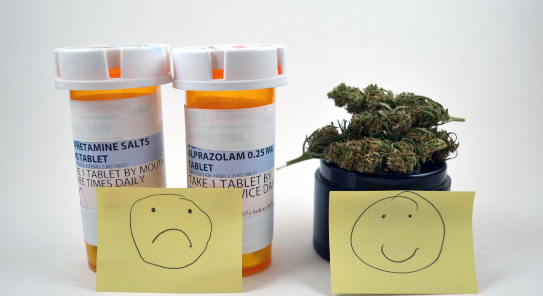 Medical Marijuana Helps ADHD Patients Use Fewer Prescriptions, Study Finds