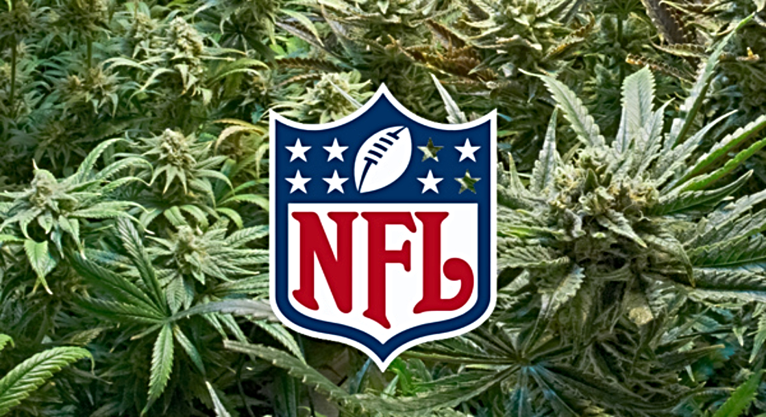 It's Official: The NFL Agrees to Stop Suspending Players for Cannabis Use