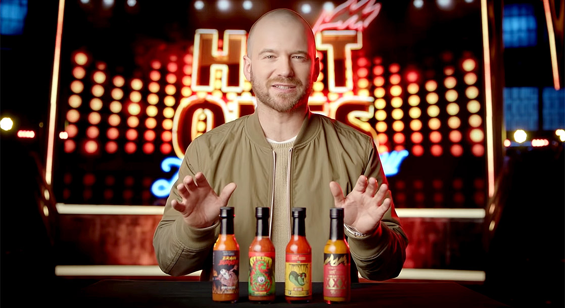 "Heady Entertainment: Get Blazed for ""Hot Ones"" and Puff to ""Impractical Jokers"""