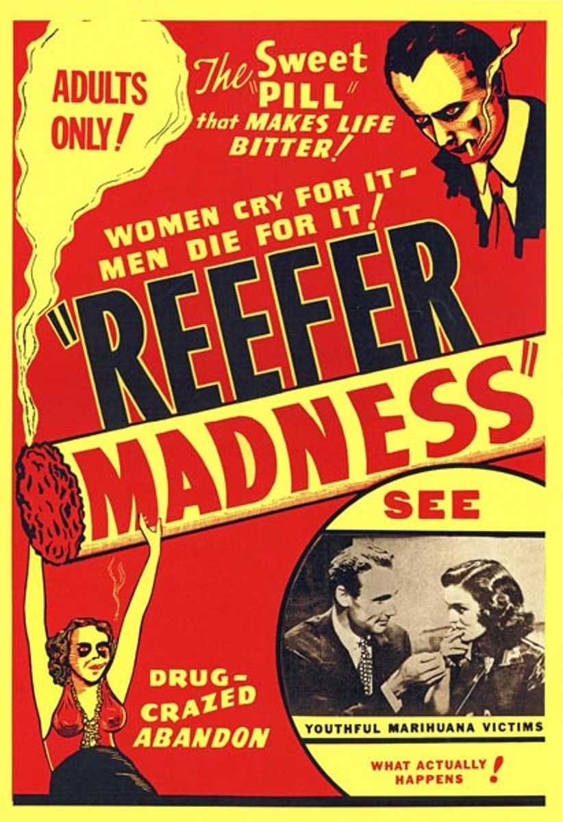 "The Devil's Harvest: How ""Reefer Madness"" Became a Pro-Weed Movie"