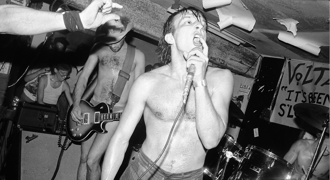"""Texas Is the Reason"": A Photo History of Drug-Scorched Lone Star Punk"