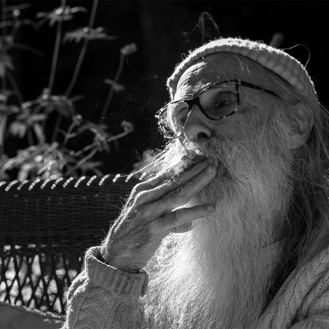 Weed Wisdom: Swami Select's Tips for Getting High Alone in the Age of COVID-19