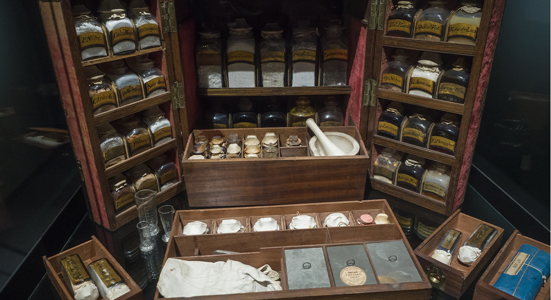 'Antiques Roadshow' Uncovered a 100-Year-Old Medical Marijuana Container
