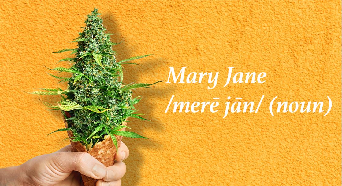 mary jane weed