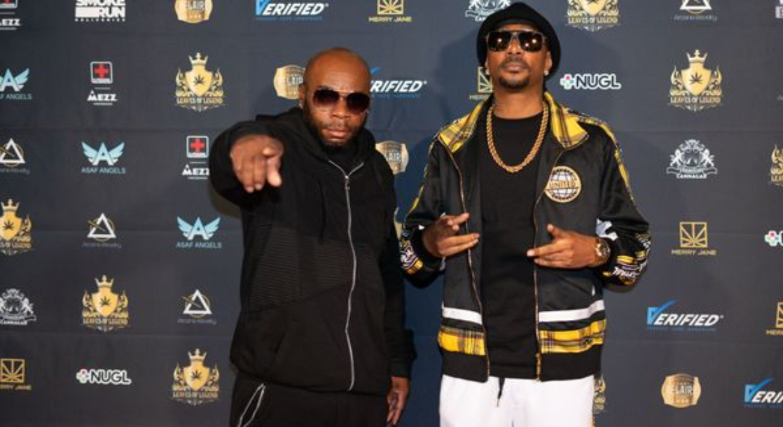 Krayzie Bone of Bone Thugs-N-Harmony Jumps Into the Weed Game with Legendary Flower
