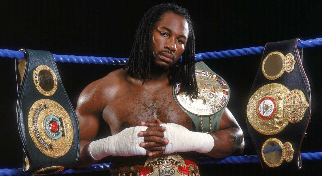 Legendary Boxer Lennox Lewis Jumps Into the Weed Game as an Investor