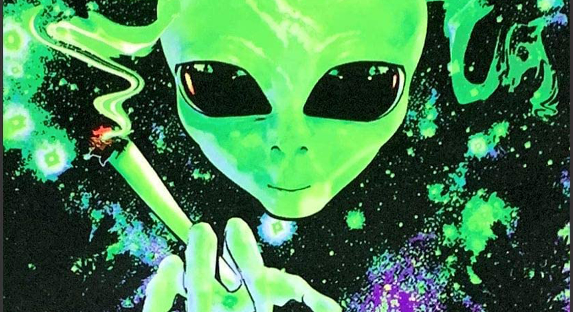 Take Me to Your Dealer: Aliens Who Love Weed