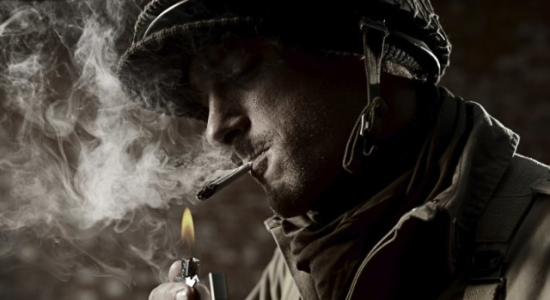Military Vets Stuck with Black Market Pot Due to High Legal Prices and Federal Laws