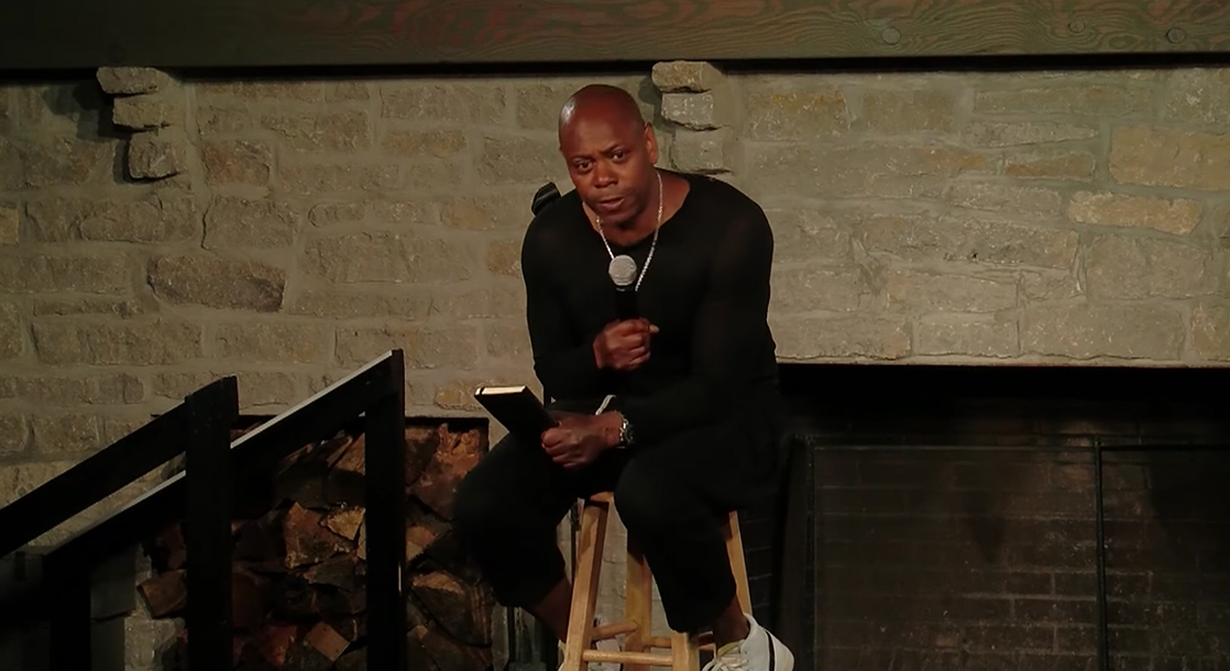 Dave Chappelle's New Special Is a Harrowing Meditation on Racism in America