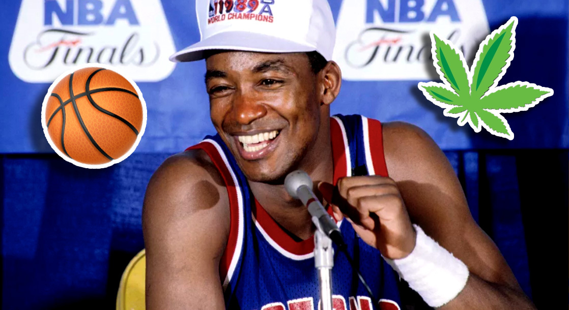 NBA Megastar Isiah Thomas Is Now the CEO of Colombia Weed Firm, One World Pharma