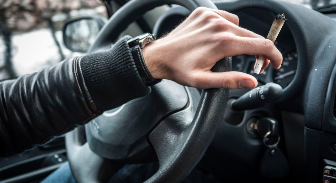 The Feds Don't Want You to Drive High, Even If It Means Escaping a Psycho Killer