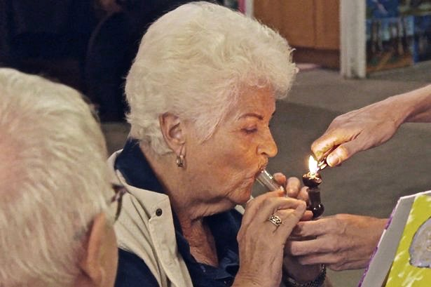 Boomers Smoke Twice as Much Medical Cannabis as Millennials, New Survey Says
