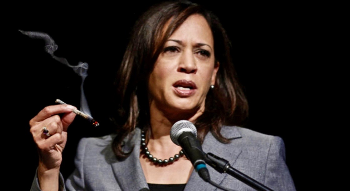 Kamala Harris Is Officially Biden's VP, But What Does That Mean for US Weed Policies?