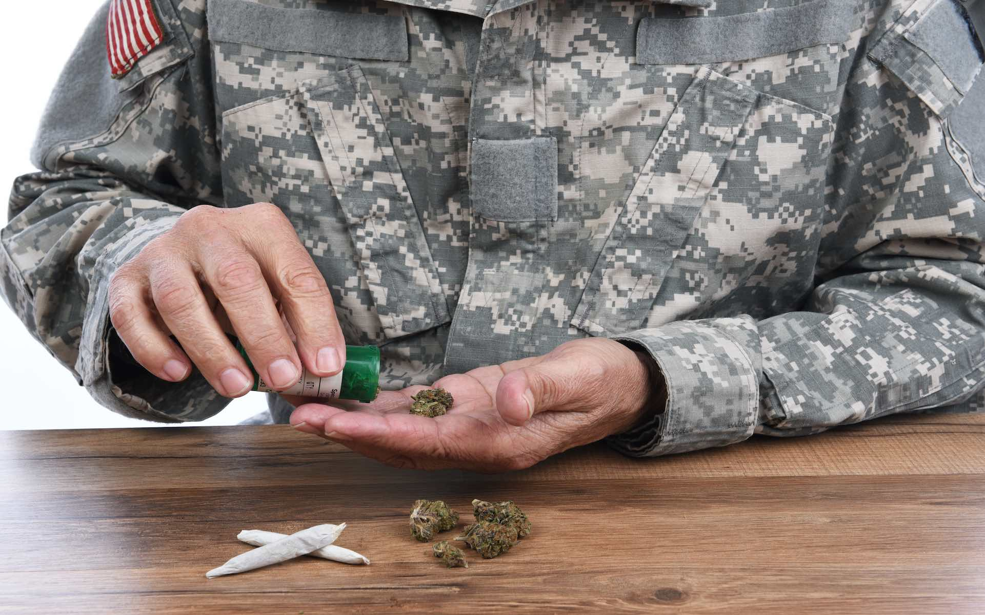 1621879395082 Veterans and cannabis