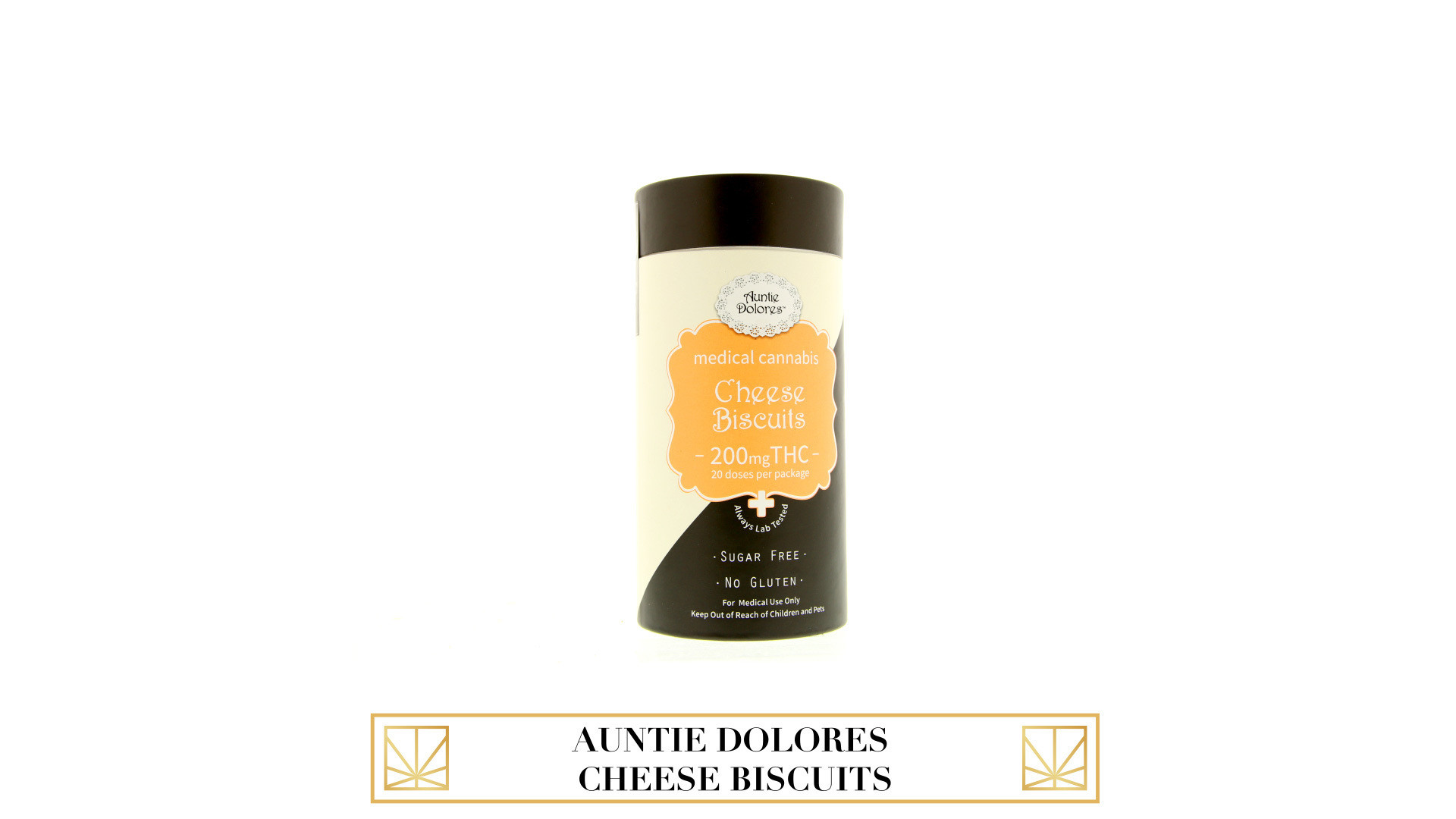 Auntie Dolores Cheese Biscuits