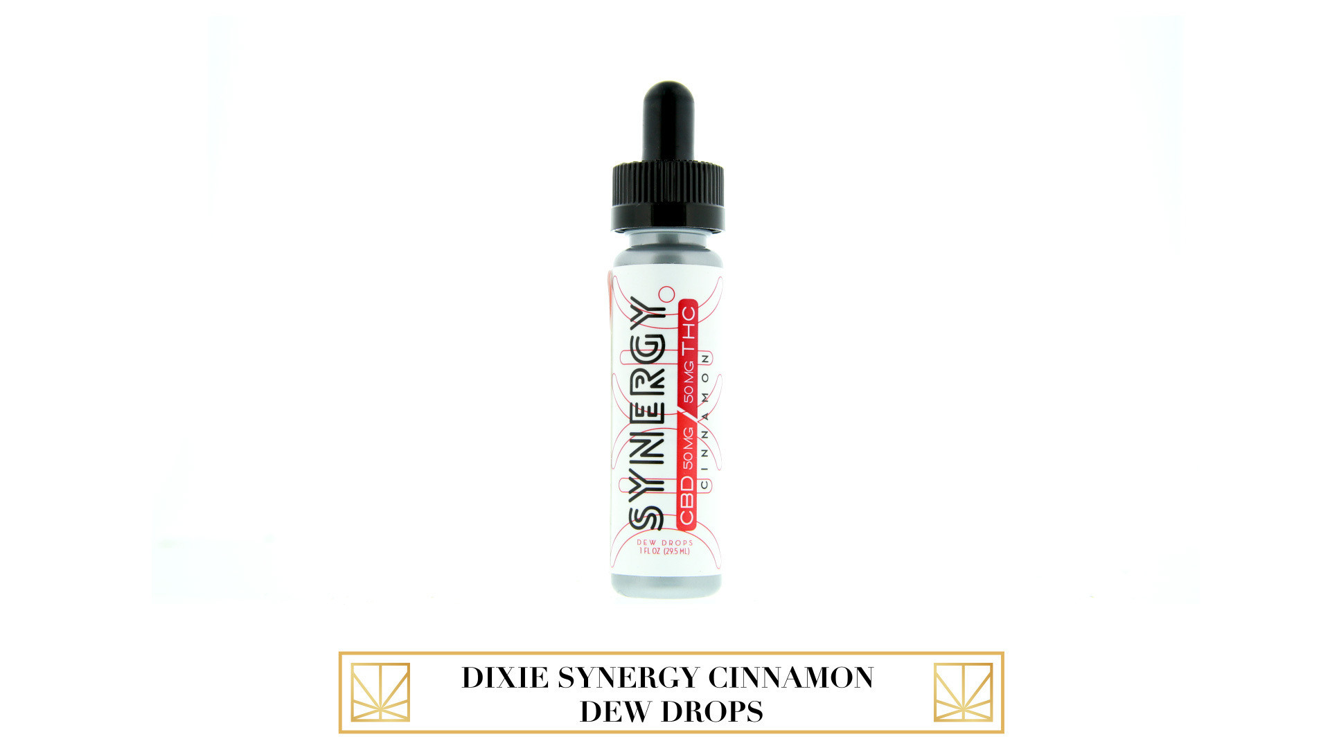 Dixie Cinnamon Synergy Dew Drops