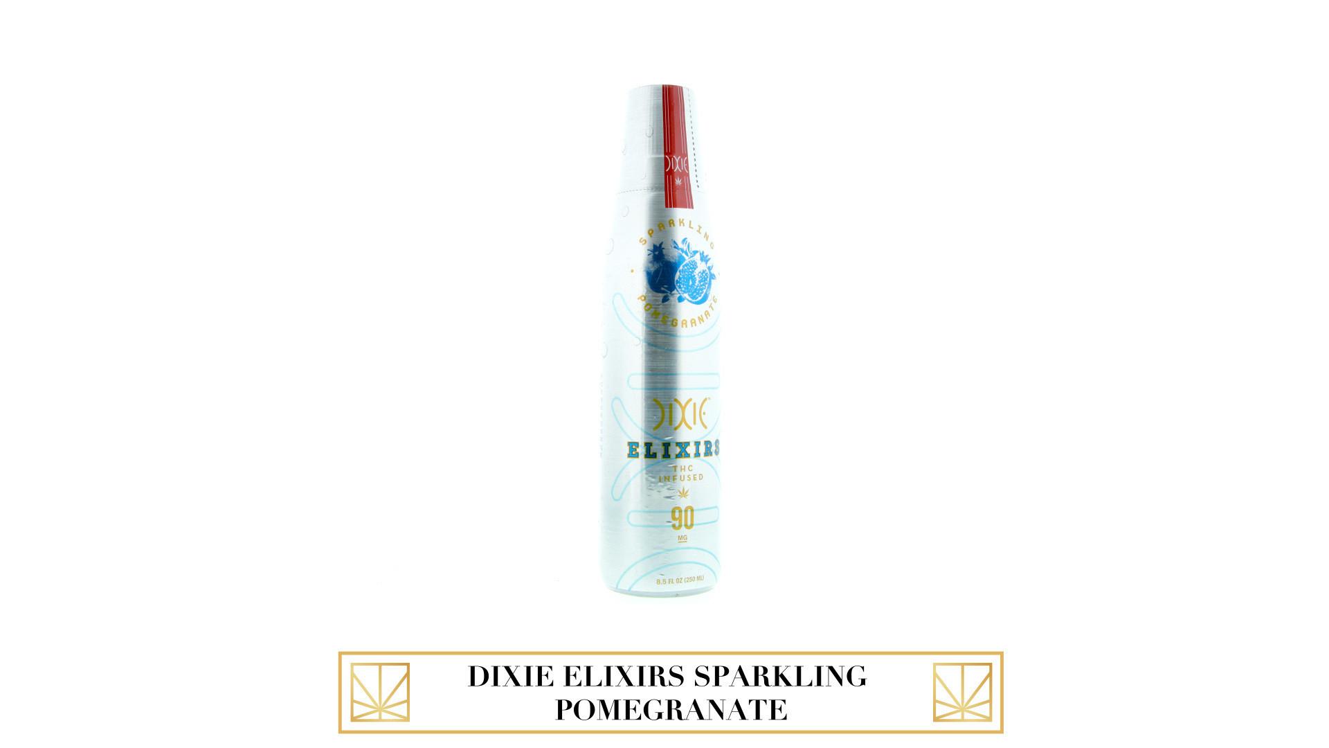 Dixie Elixirs Sparkling Pomegranate