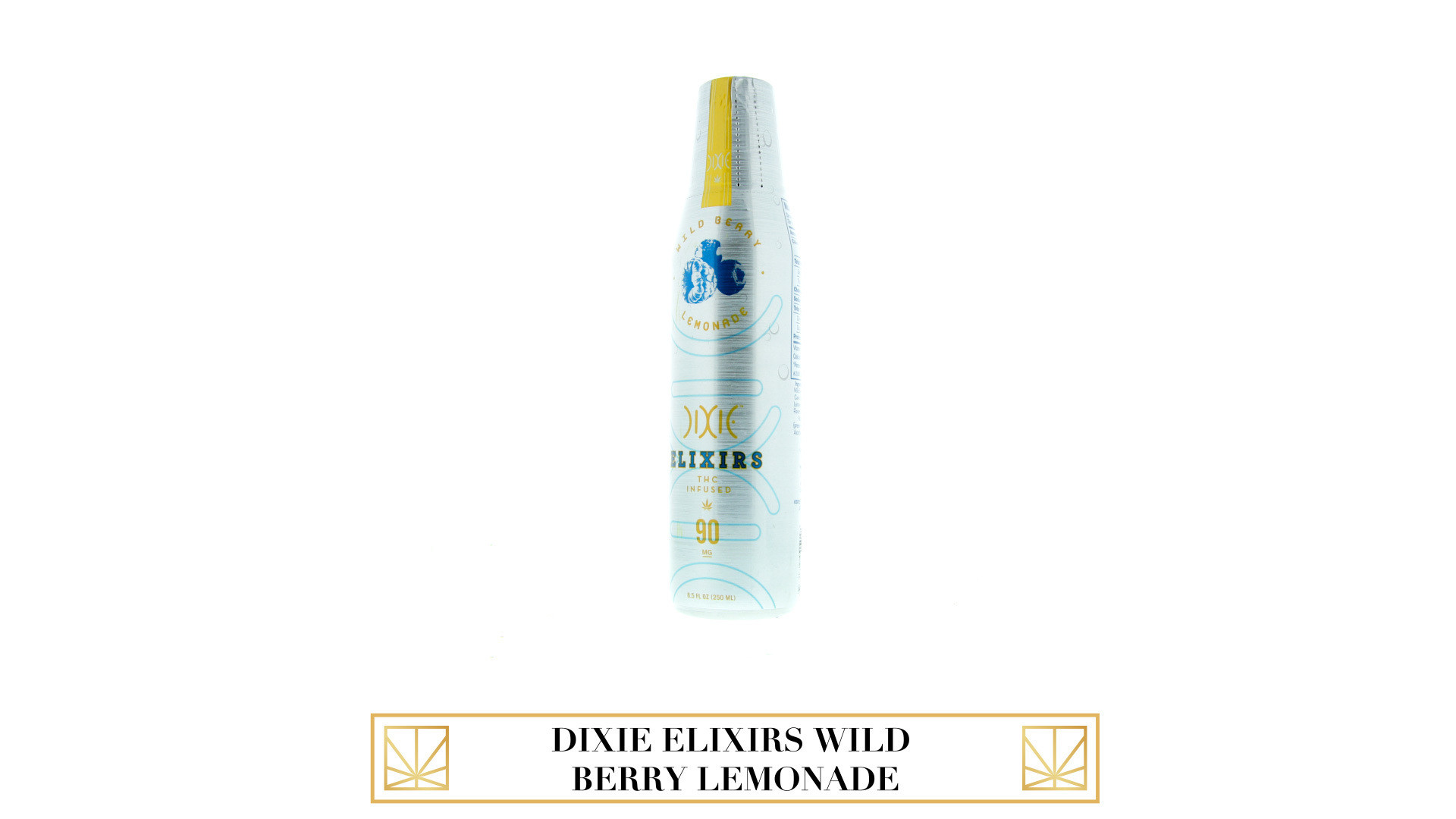 Dixie Elixirs Wild Berry Lemonade
