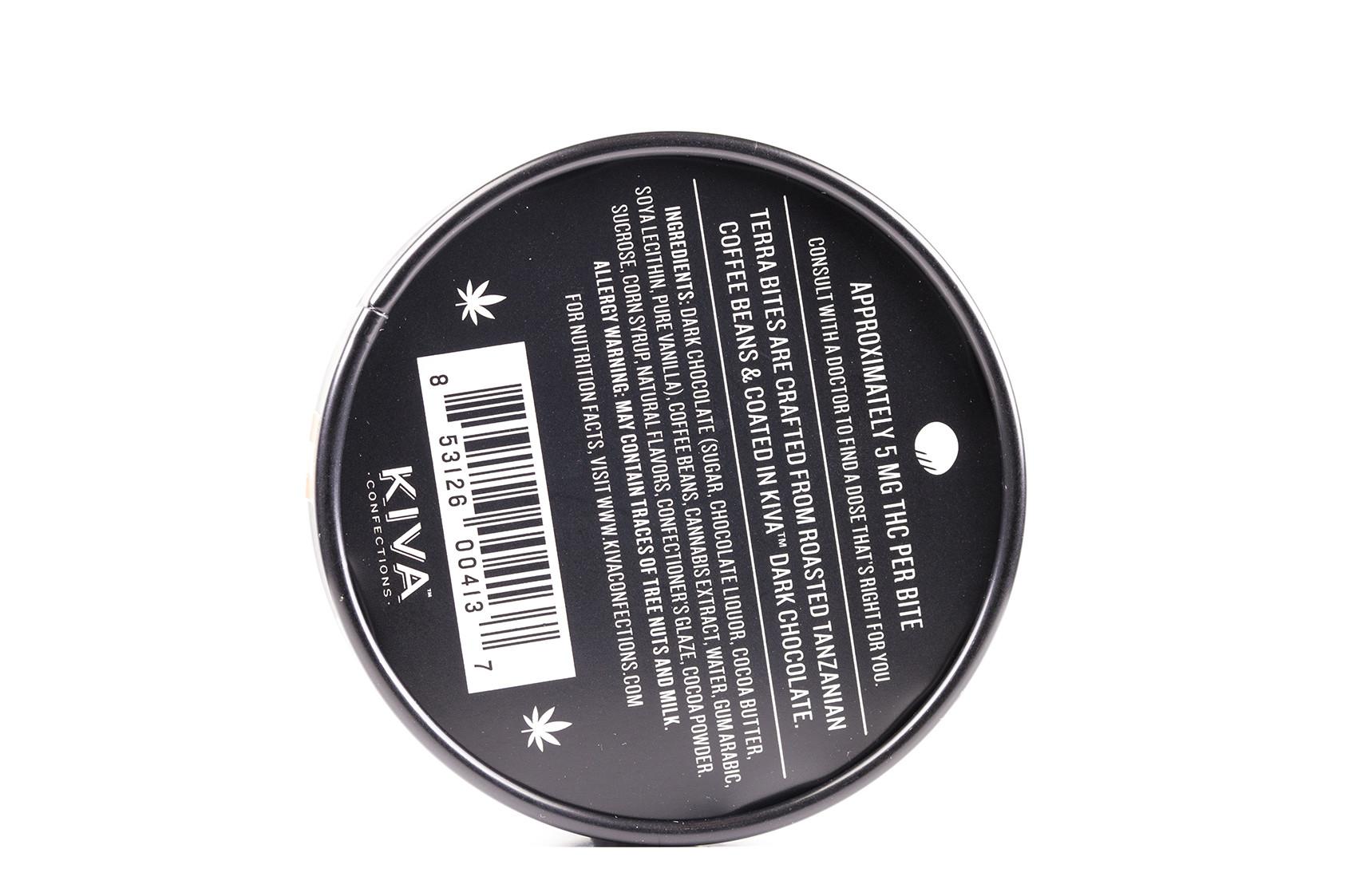Kiva Espresso Terra Bites