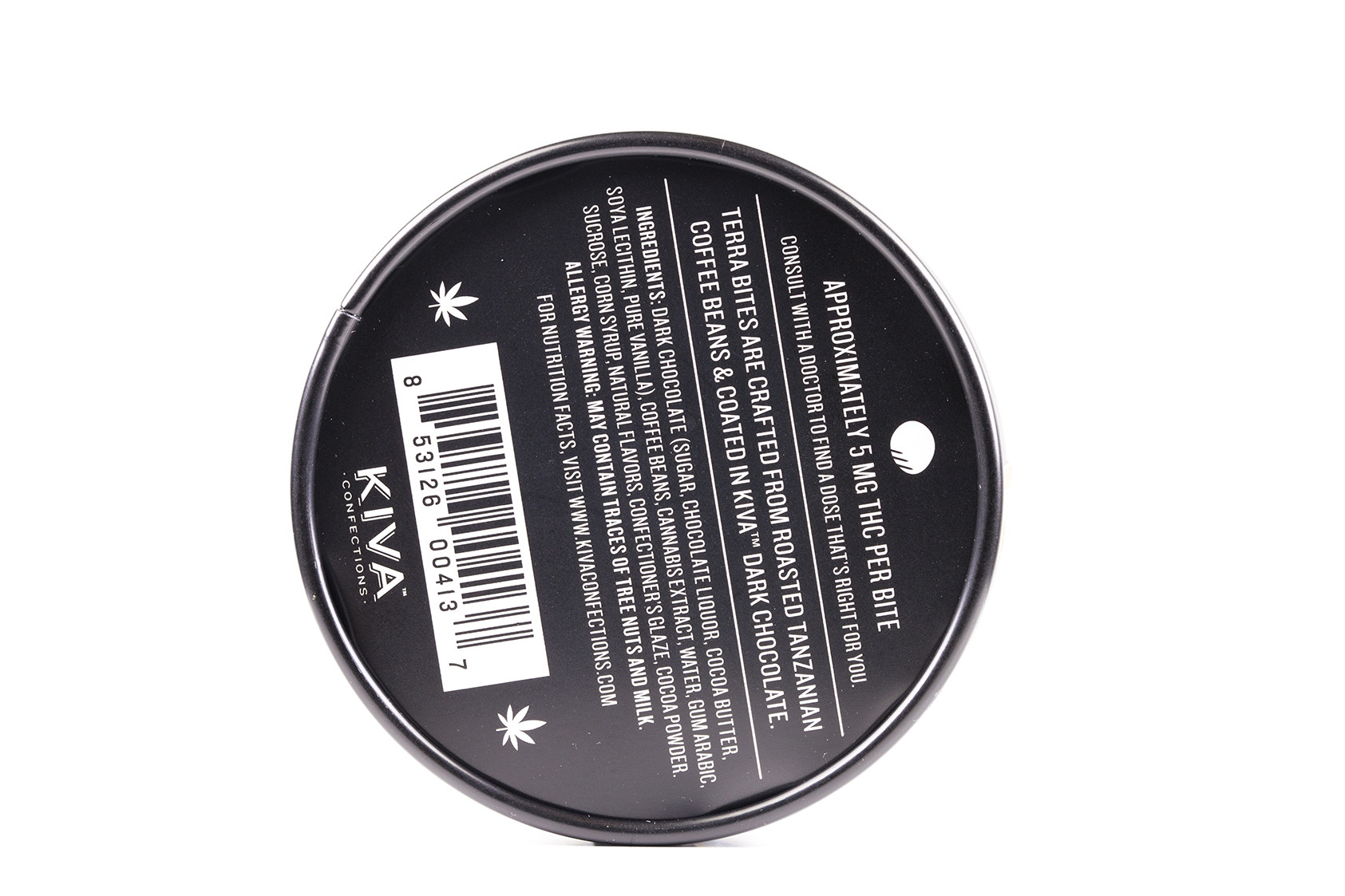Kiva Espresso Terra Bites - Goods | MERRY JANE