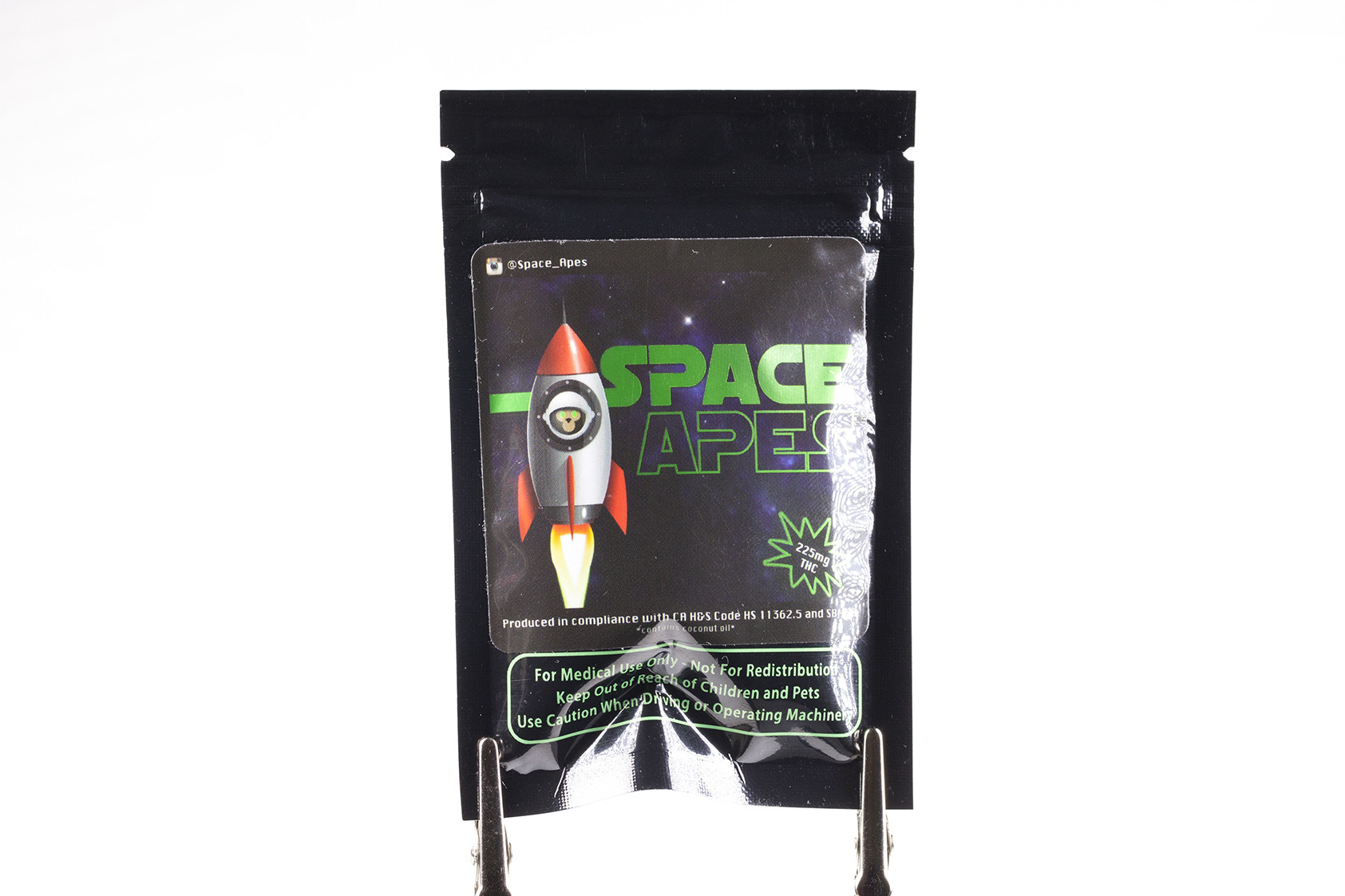 Space Apes Blue Pineapple