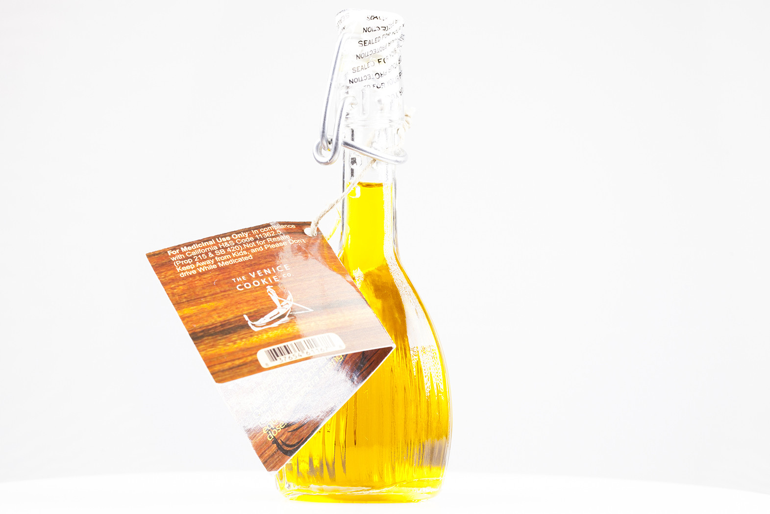 Not So Virgin Olive Oil