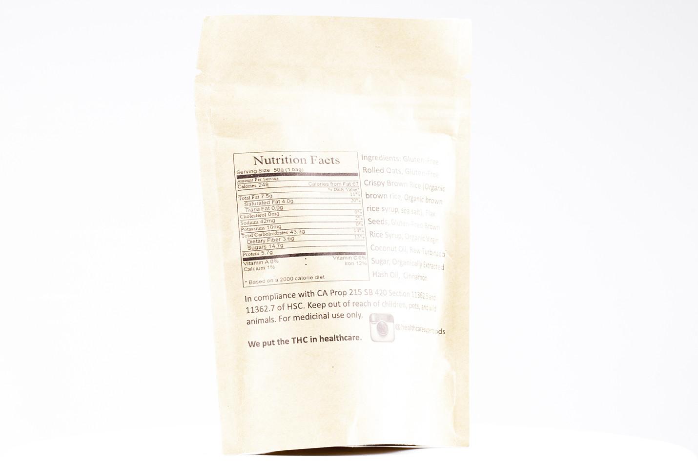 HealTHCare Granola