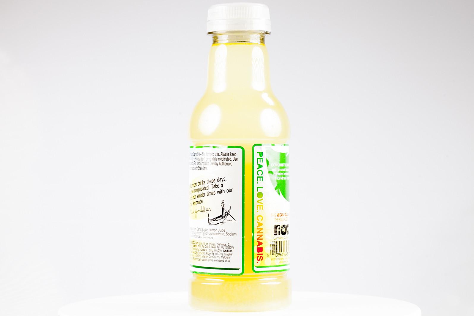 Cannabis Quencher - Lemonade
