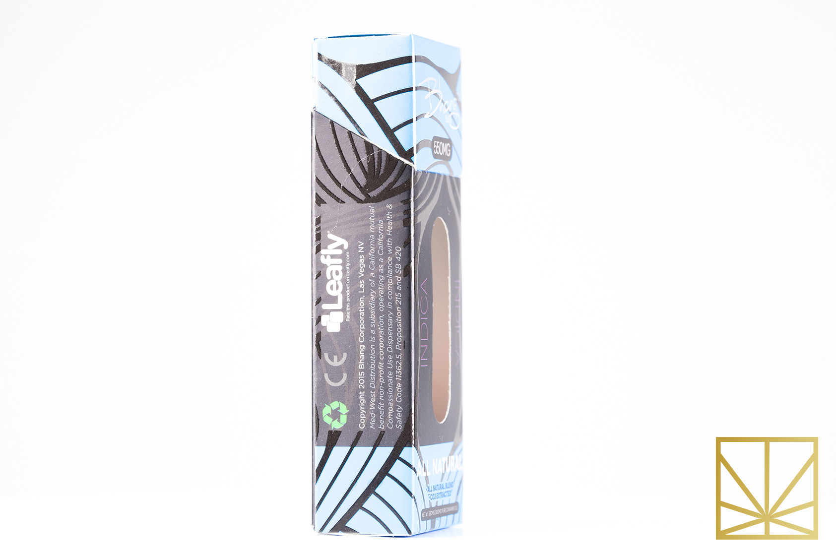 Bhang Stick All Natural Cartridge - Indica