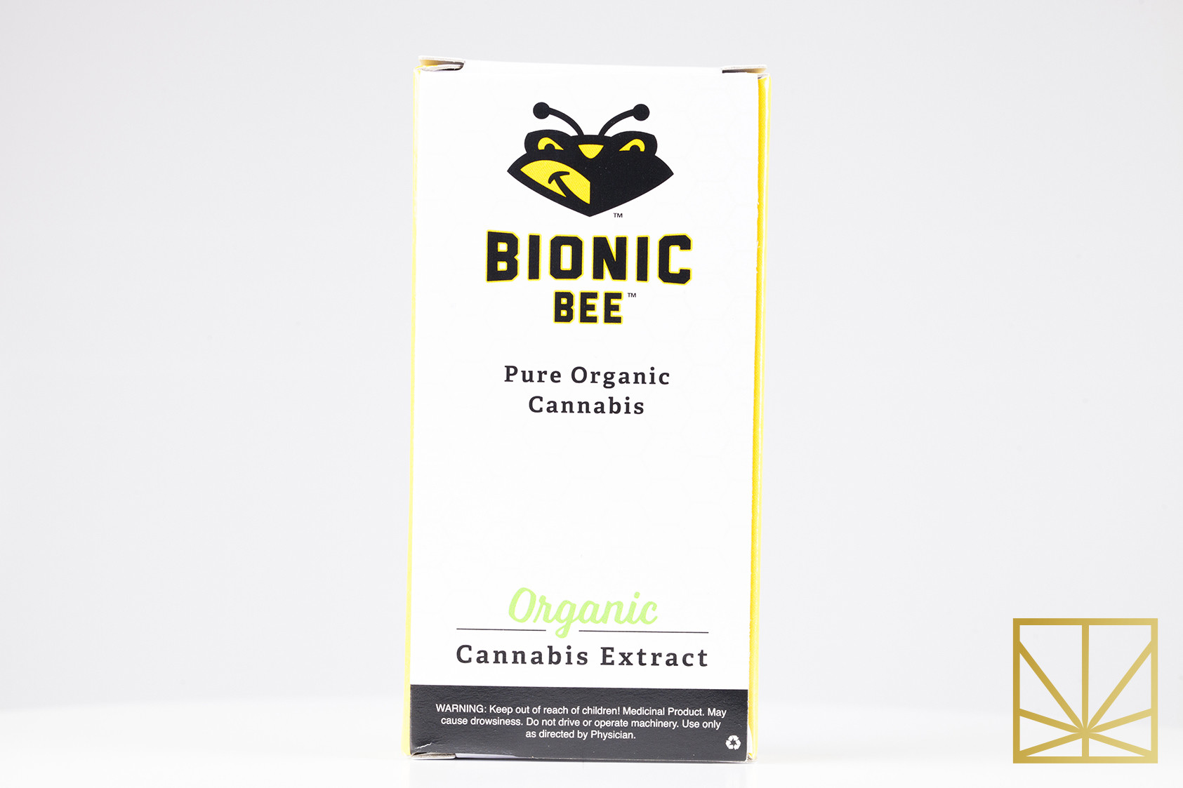 Bionic Bee Organic Cannabis Extract Cartridge