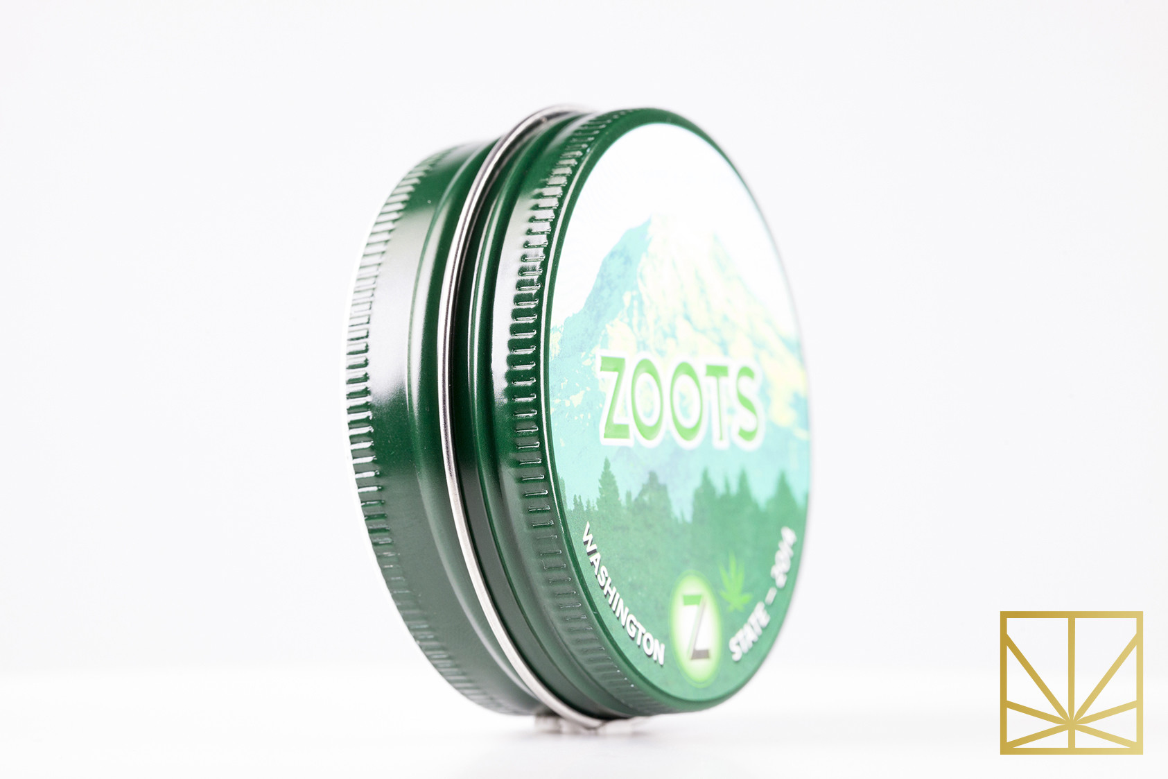 Zoots ZootRocks Lemongrass