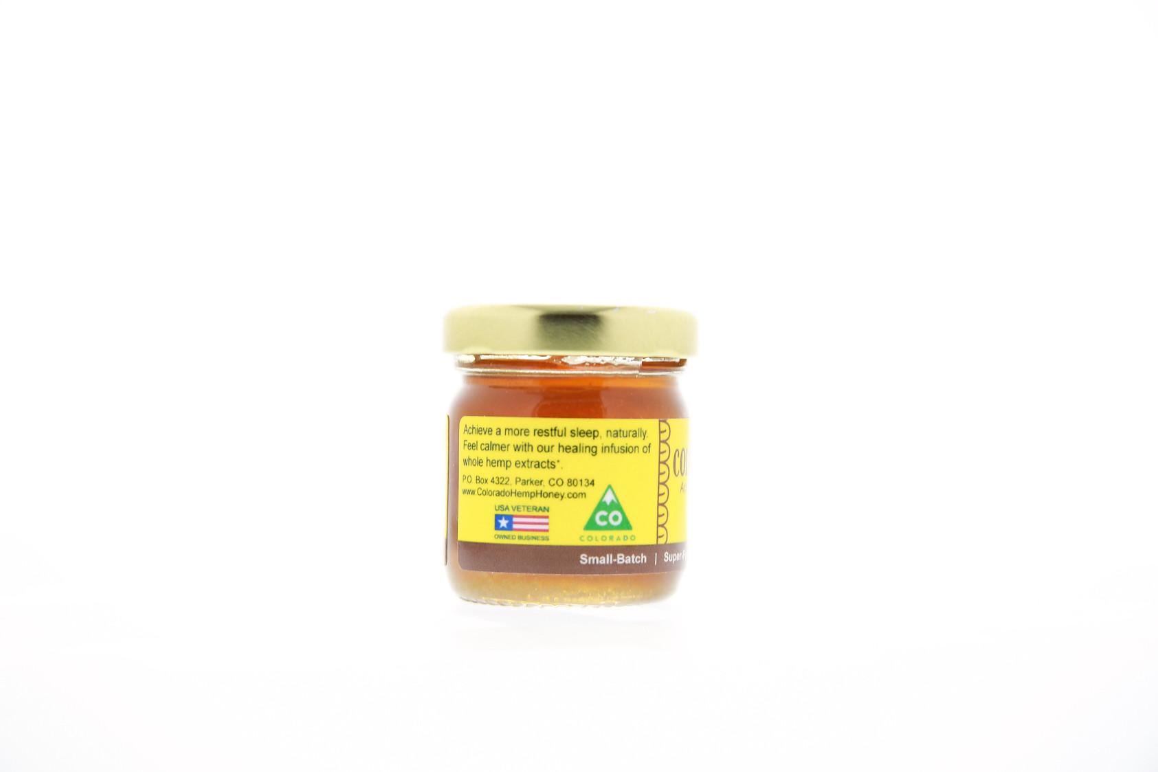 Colorado Hemp Honey Natural Honey
